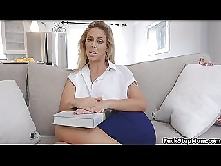 Horny MILF Fucked By Stepson
